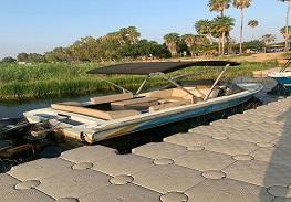 סירה בהיגה עצמית